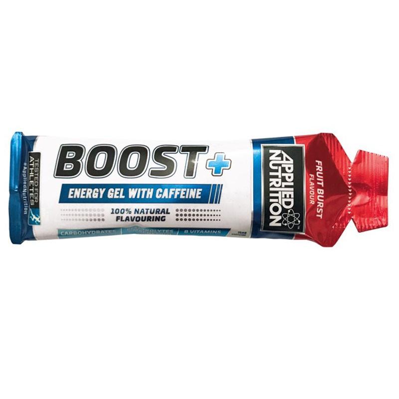 APPLIED NUTRITION Boost + Energy Gel With Caffeine 60g ZEL ENERGETYCZNY Z KOFEINA