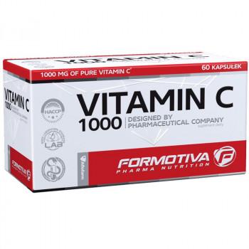 FORMOTIVA Vitamin C 1000 60caps