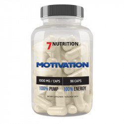 7NUTRITION Motivation 96caps