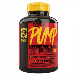 PVL Mutant Pump 154caps