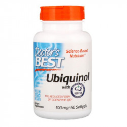 DOCTOR'S BEST Ubiquinol 60caps