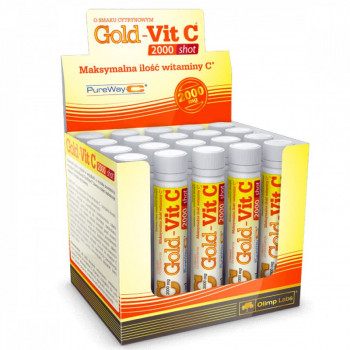 OLIMP Gold Vit-C 2000 Shot 25ml