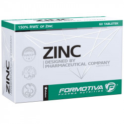 FORMOTIVA Zinc 60tabs