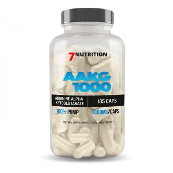 7NUTRITION AAKG 1000 135caps