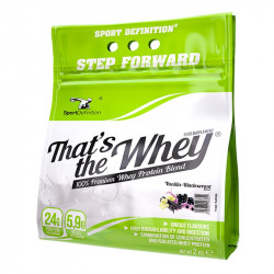 SportDefinition That's The Whey 2000g