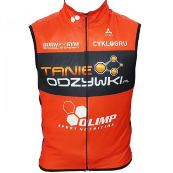 TANIE-ODZYWKI Cycling Team Kamizelka Pro