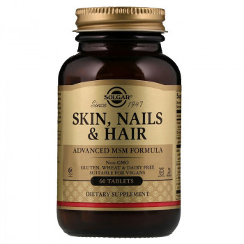 SOLGAR Skin, Nails&Hair 60tabs