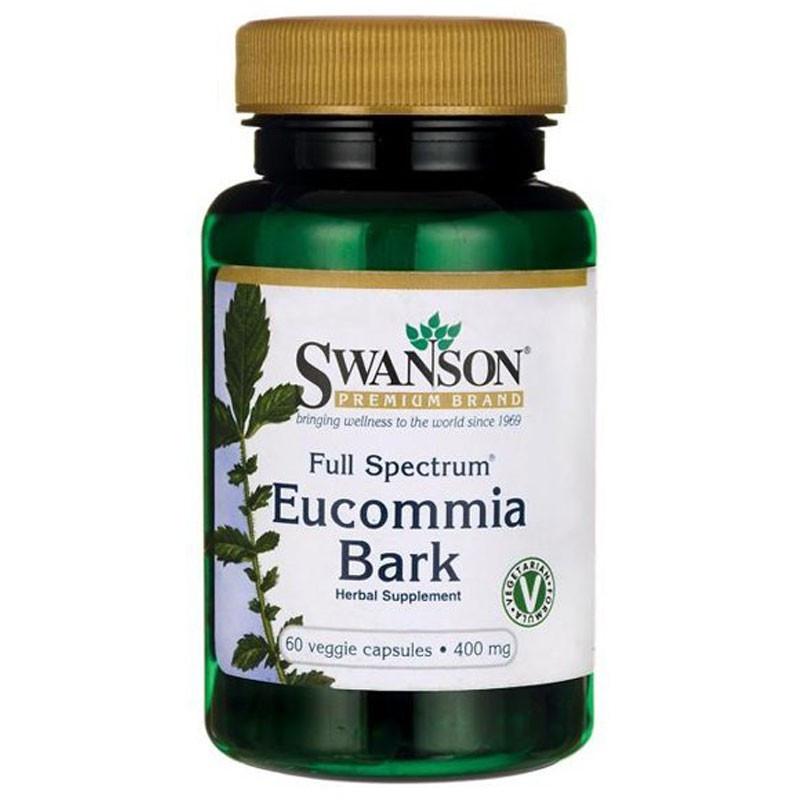 SWANSON Full Spectrum Eucommia Bark 60vegcaps