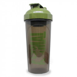 UNIVERSAL Animal Military Green Whey Iconic Black Shaker 700ml