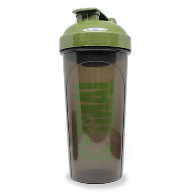 UNIVERSAL Animal Military Green Whey Iconic Black Shaker 700ml