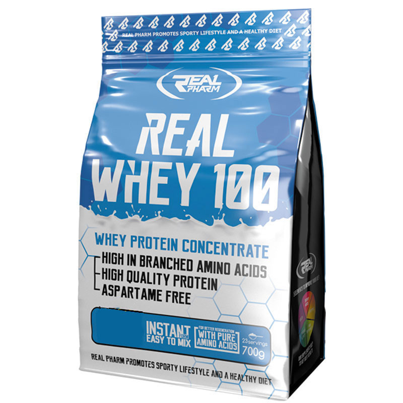 Real Pharm Real Whey 100 700g
