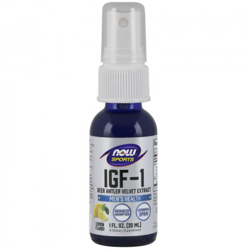 NOW IGF-1 Deer Antler Velvet Extract 30ml