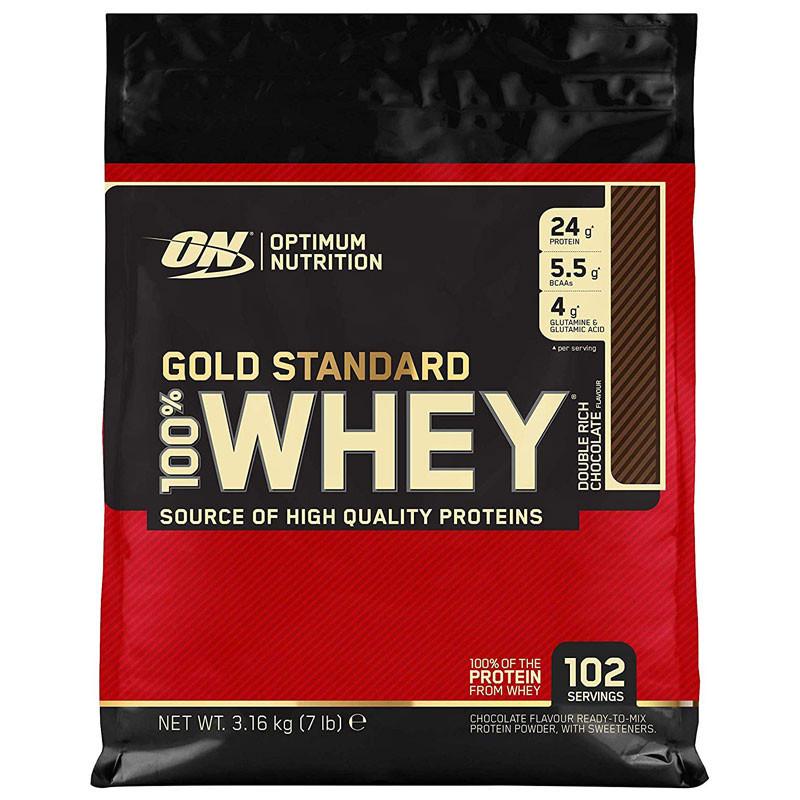 OPTIMUM NUTRITION Gold Standard 100% Whey 2740g
