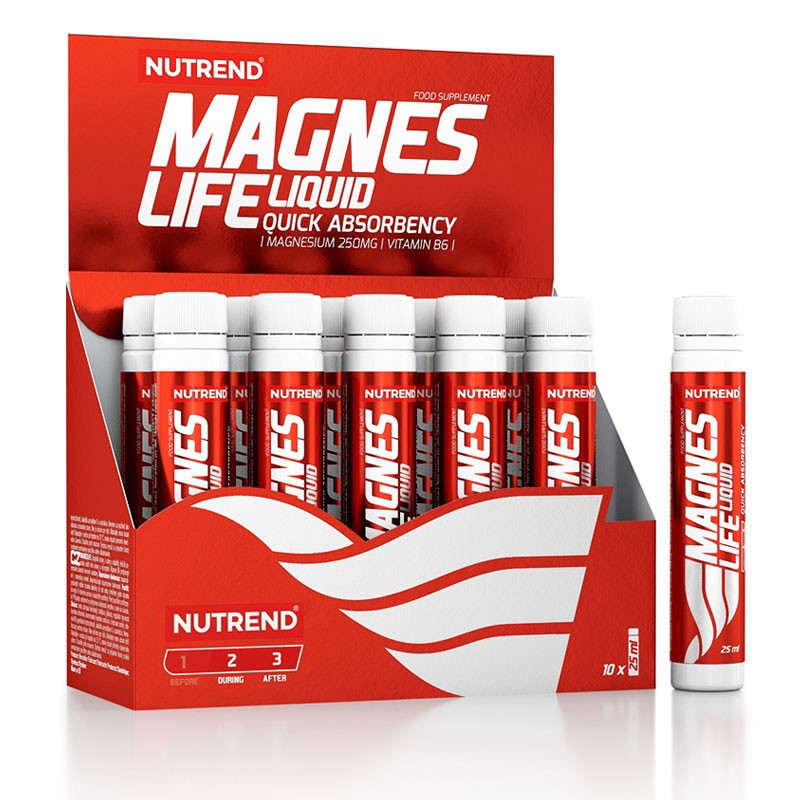 Nutrend Magnes Life 25 ml shot