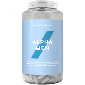 MYPROTEIN Alpha Men 120tabs