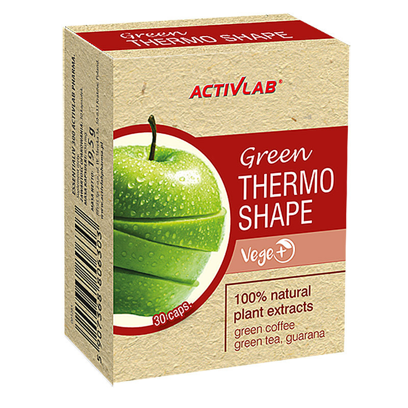 ACTIVLAB Green Thermo Shape 30caps
