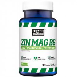 UNS Zin Mag 6 30caps