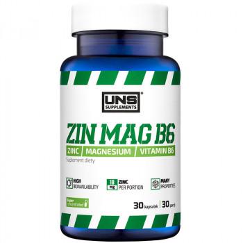UNS Zin Mag B6 30caps