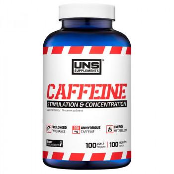 UNS Caffeine 200 100caps