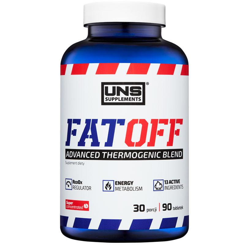 UNS Fat Off 90caps