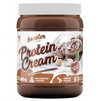 TREC Booster Protein Cream 300g KREM CZEKOLADOWO-ORZECHOWY