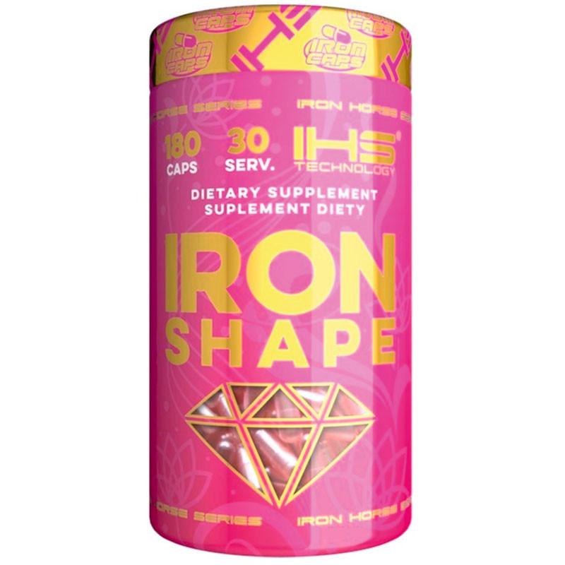 IRON HORSE Iron Shape 180caps
