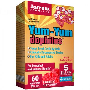 JARROW FORMULAS Yum-Yum Dophilus 60tabs