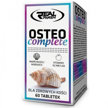 REAL PHARM Osteo Complex 60tabs