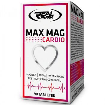 REAL PHARM Max Mag Cardio 90tabs