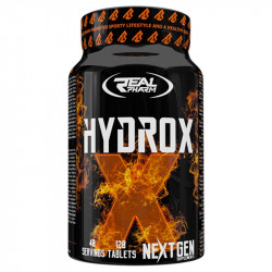 REAL PHARM Hydrox 120tabs