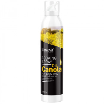 OSTROVIT Cooking Spray Oil Canola 200ml