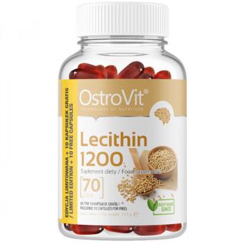 OSTROVIT Lecithin 1200 70caps