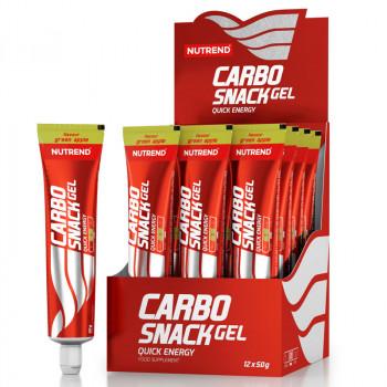 NUTREND Carbo Snack Gel Tubka 50g ZEL ENERGETYCZNY