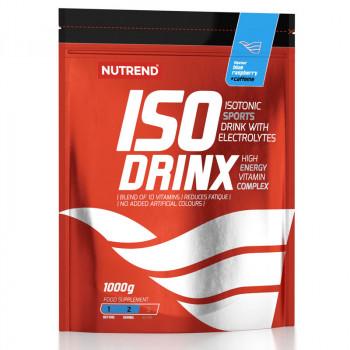 NUTREND Isodrinx+Caffeine 1000g NAPOJ IZOTONICZNY Z KOFEINA