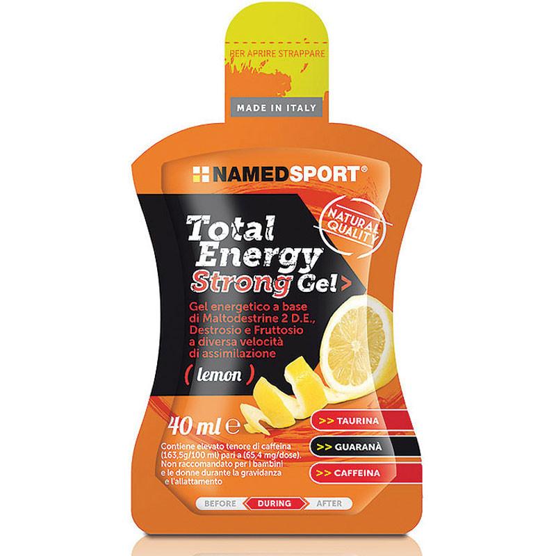 NAMEDSPORT Total Energy Strong Gel 40ml