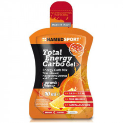 NAMEDSPORT Total Energy Carbo Gel 40ml ZEL ENERGETYCZNY