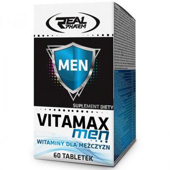 REAL PHARM Vitamax Men 60tabs