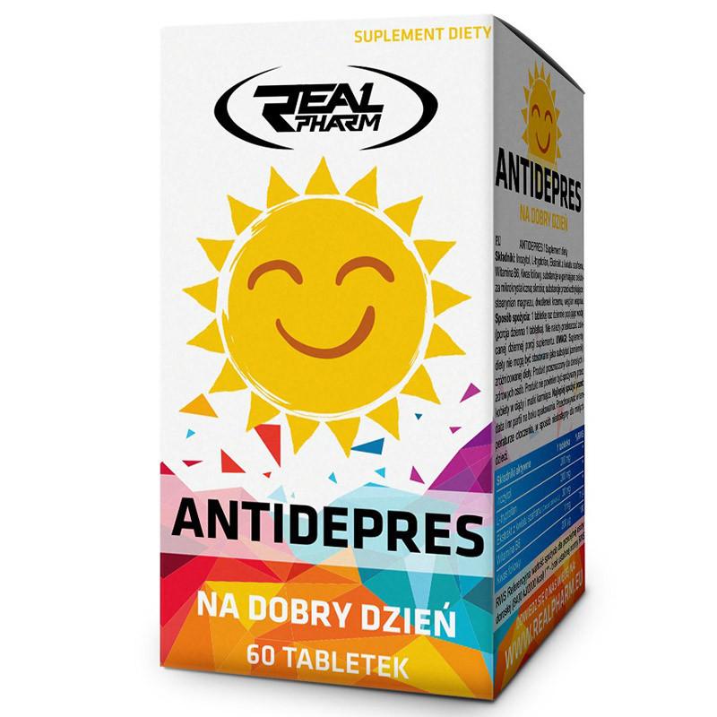 REAL PHARM Antidepres 60tabs