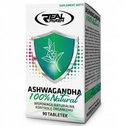 REAL PHARM Ashwagandha 100% Natural 90tabs