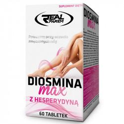 REAL PHARM Diosmina Max 60tabs