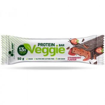 OLIMP Veggie Protein Bar 50g BATON BIAŁKOWY WEGAŃSKI