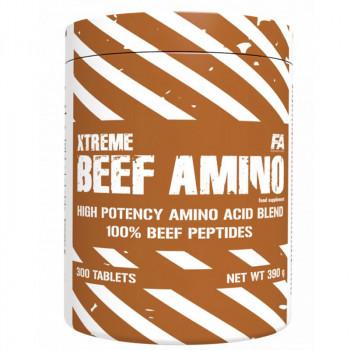 FA Xtreme Beef Amino 300tabs