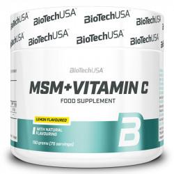 Biotech USA Msm+Vitamin C 150g