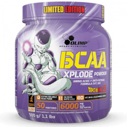 OLIMP BCAA Xplode Powder Limited Edition Dragon Ball Z 500g