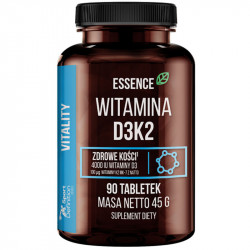 ESSENCE Witamina D3K2 90tabs