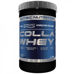 SCITEC Colla Whey 560g