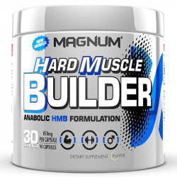MAGNUM Nutraceuticals Hard Muscle Builder 90caps