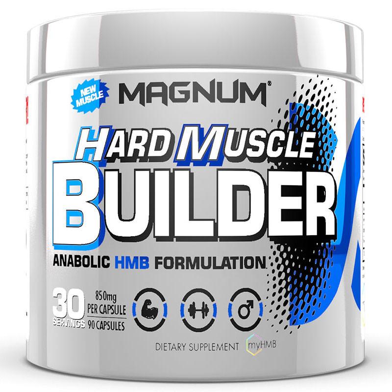MAGNUM Nutraceuticals Hard Muscle Builder 90caps