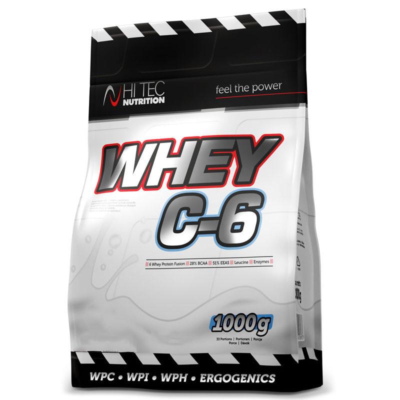 HI TEC Whey C-6 1000g C6