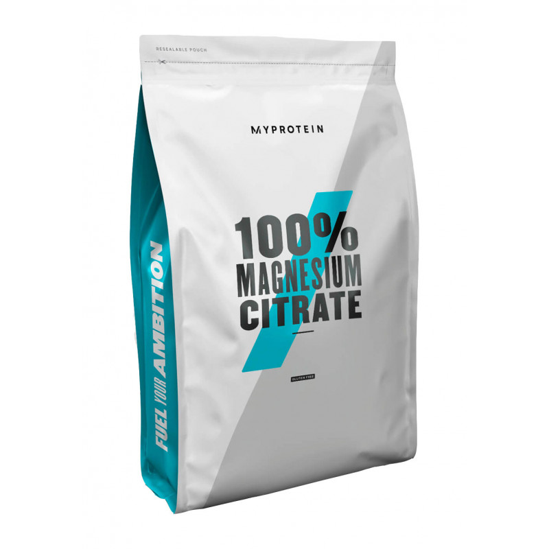 MYPROTEIN Magnesium Citrate (Cytrynian Magnezu) 250g
